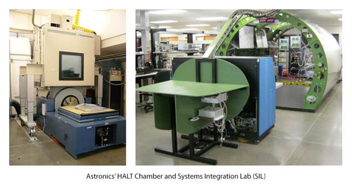 HALT Chamber and Systems Integration Lab (SIL)