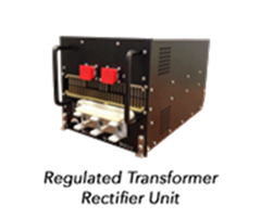 Regulated Transformer Rectifier Unit (R-TRU)
