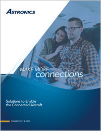 Solutions to Enable the Connected Aircraft