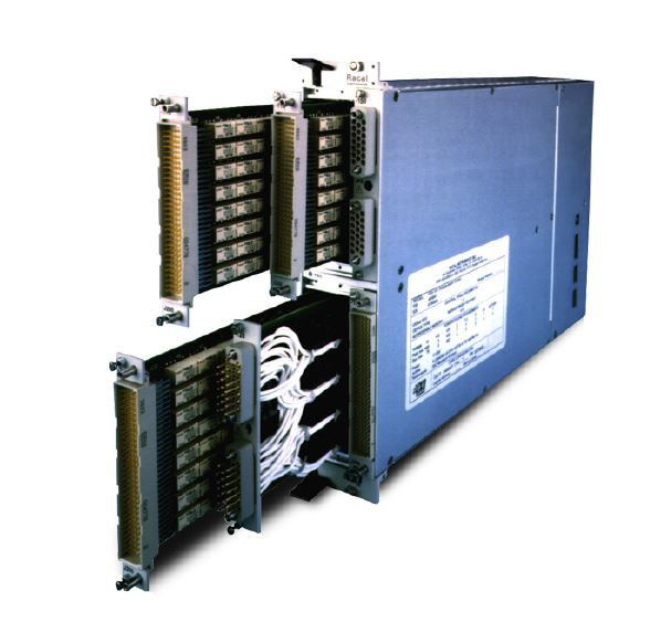 1260-100 Switch Card Carrier from datasheet