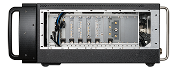 Customize the ATS-3100 PXI Integration Platform with Instruments