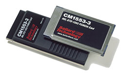 Astronics PCMCIA Interface MIL-STD-1553 Type II and III