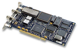 Astronics PCI Interface for ARINC 708