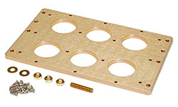 Astronics 17023 Horizontal Mounting Kit