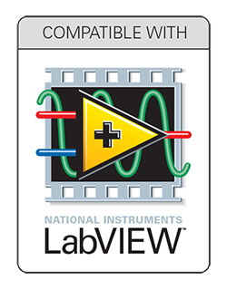 Labview Compatible Logo
