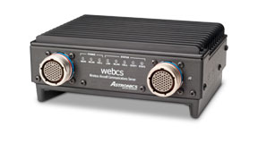 webCS Wireless Aircraft Communications Server