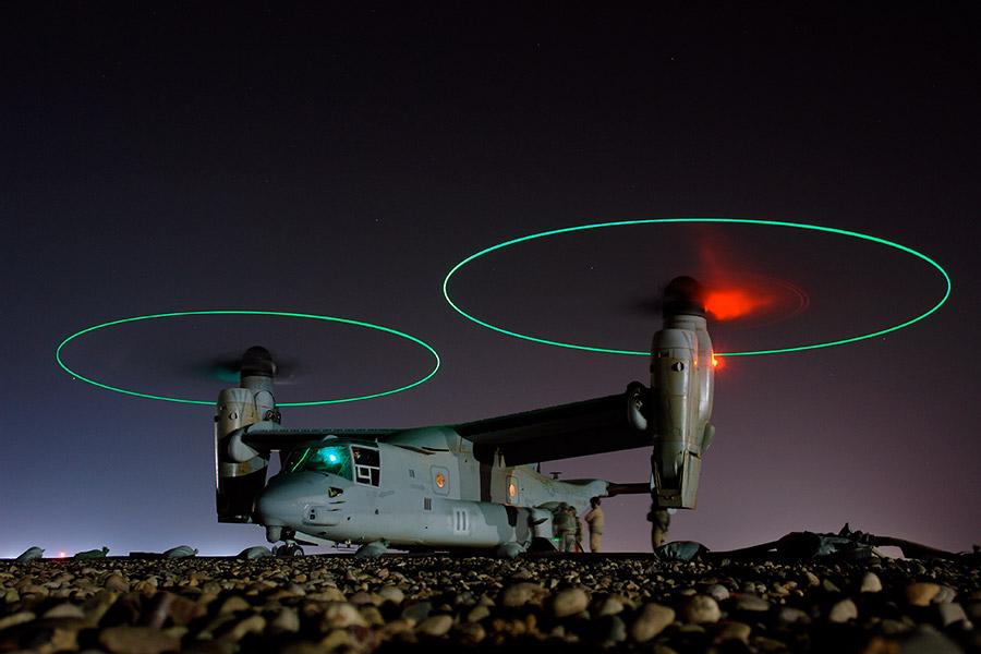 For Rotorcraft Lighting Innovations