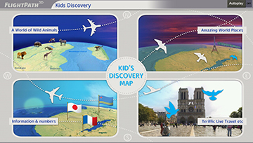 Moving Map - Kids Discovery